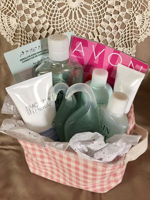 Avon Skin So Soft gift baskets for Sale in Lacey, WA