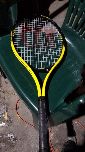 Wilson energy tennis racket for Sale in Cleveland, OH