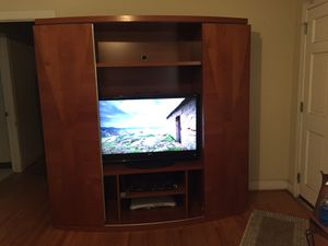 Entertainment center for Sale in Rocky Mount, NC