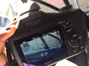 Black Sony Camera for Sale in Wichita, KS