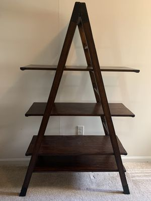 4-tier A-Frame Shelf for Sale in Manassas, VA