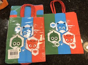 PJ Masks favor bags and decorations for Sale in Kirkland, WA
