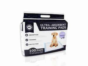 ***REDUCED*** Two (2) Packages Of American Kennel Club Lavender Scented Training (Pee) Pads (100 count) for Sale in Knoxville, TN