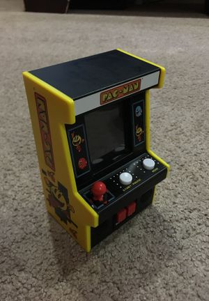 Pac-Man Mini Arcade Game for Sale in Aurora, CO