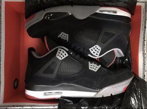 Jordan Bred 4 Size 13 for Sale in Seattle, WA