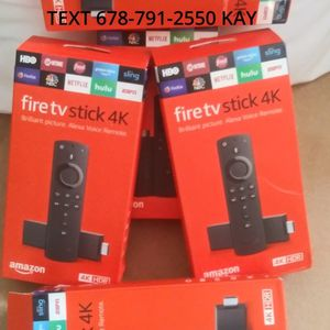 4K HDR Number 1 stick! for Sale in Morrow, GA