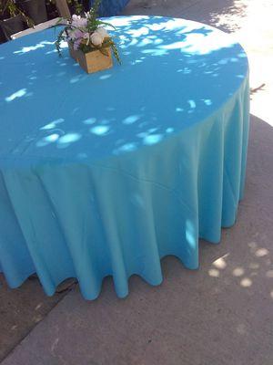 Bendo manteles redondos a 6 dólares for Sale in El Monte, CA