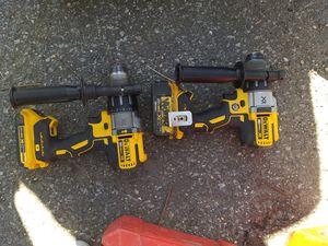 Xr dewalt hammer drill for Sale in Adelphi, MD