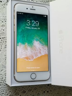 iPhone 6,64GB,Factory Unlocked for Sale in Fort Belvoir, VA