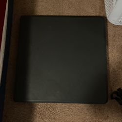 4 foot black folding table for Sale in Tacoma,  WA