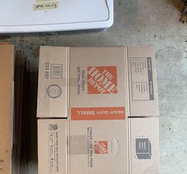 Free Moving Boxes for Sale in Milwaukie,  OR