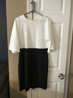 Brand new black and white cocktail dress for Sale in Nashville, TN