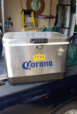 Silver corona coolers for Sale in Oceanside, CA