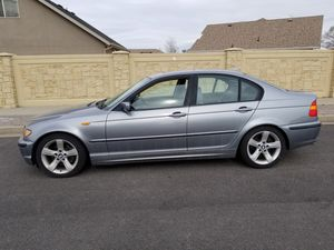 2004 BMW 3 Series, runs and drives great!!! Clean title. Sunroof com of leather. for Sale in Salt Lake City, UT