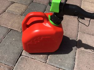 1 gallon safety gas tank for Sale in Las Vegas, NV