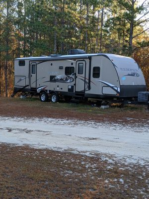 2014 heartland wilderness camper for Sale in Spring Lake, NC