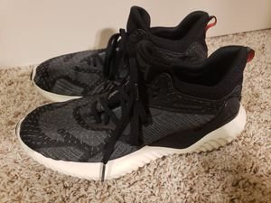 Adidas alphabounce size 11.5 mens shoes running tennis athletic for Sale in Houston, TX
