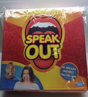 Speak out game board for Sale in Brentwood, MD