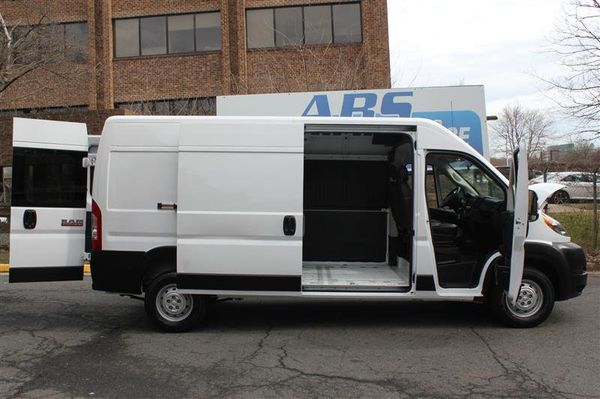 2019 Ram ProMaster Cargo Van