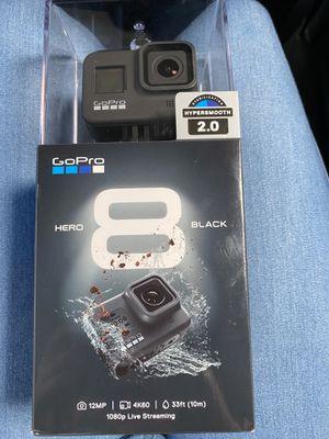 GoPro Hero 8 Black for Sale in Miami Lakes, FL