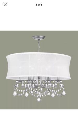 Luxury Chandelier 6 piece lights. for Sale in Fort Belvoir, VA