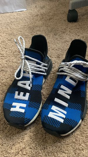 Adidas Pharrell nmd for Sale in Mount MADONNA, CA
