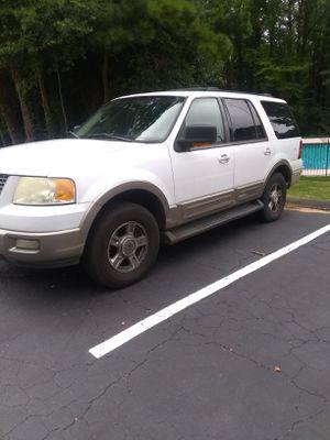 2003 White Ford Explorer for Sale in Austell, GA