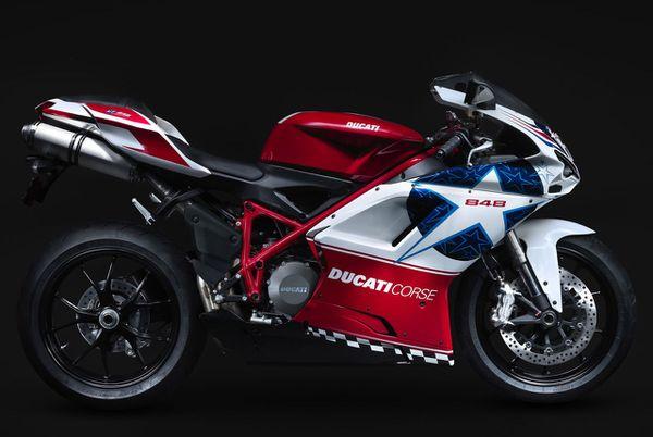 2010 Ducati 848 Nicky Hayden Edition 1 of 150