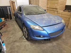 2004 mazda rx8 for parts or whole car for Sale in San Bernardino, CA