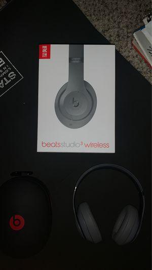 Beats Studio 3 Wireless for Sale in Ontario, CA