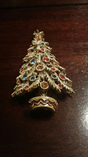 Vintage Holiday Brooch for Sale in Greensboro, NC