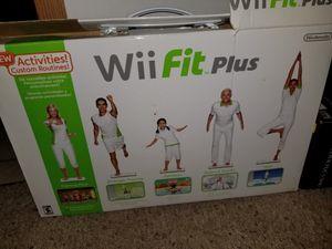 Wii Fit plus board for Sale in Boyce, LA