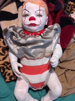 Reborn Pennywise Doll for Sale in Fowler,  CA
