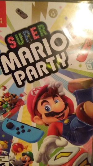 Switch Super Mario Party! for Sale in Vancouver, WA