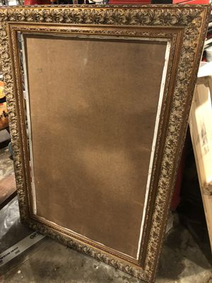 Large ornate frame for Sale in Cleveland, TN