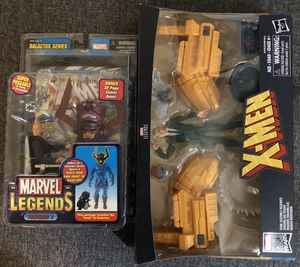 Marvel Legends Professor X Bundle for Sale in Norman, OK