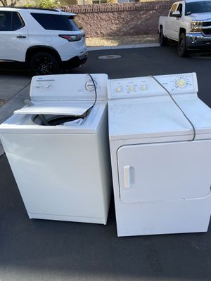 *FREE* Washer & Dryer for Sale in Las Vegas, NV