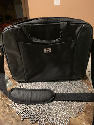 HP laptop bag for Sale in Hickory Creek, TX