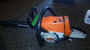 Stihl 12 in bar chainsaw for Sale in Fresno, CA