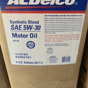 Aceite ACD elco for Sale in Fontana, CA
