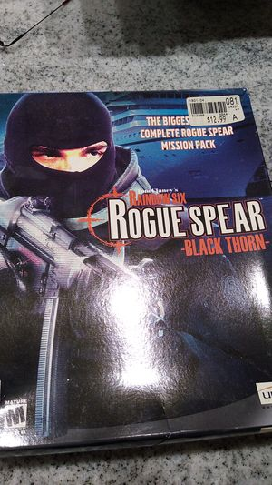 Rogue Spear computer game for Sale in Springfield, VA