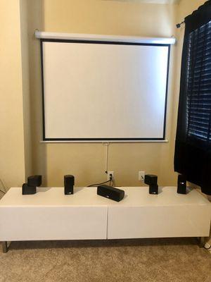 Projector 75inch for Sale in Dallas, TX