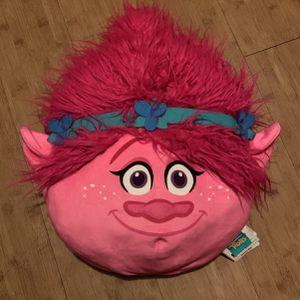 Poppy Trolls Pillow for Sale in Whittier, CA