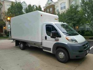 RAM PROMASTER 14 ft. BOX TRUCK for Sale in Rockville, MD