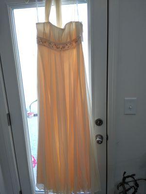 BEAUTIFUL PROM DRESS.. DAVID BRIDALS ..BRAND NEW for Sale in Murfreesboro, TN