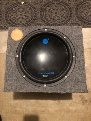Planet audio 1800 AC12d subwoofer for Sale in Antioch, CA