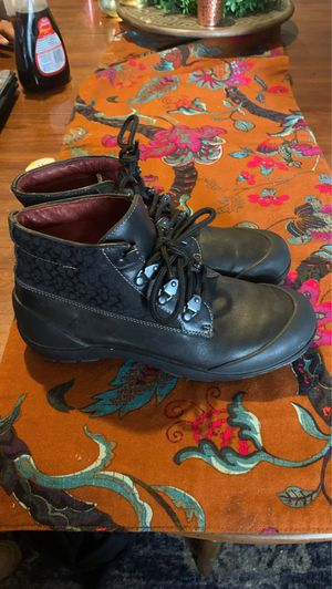 Coach boots size 7 for Sale in Martinsburg, WV