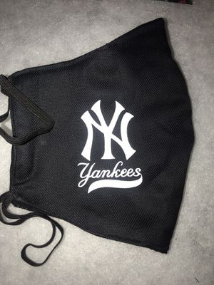 New York Yankees men's cotton cloth face mask 😷. for Sale in Chicago, IL