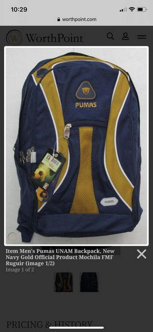 NEW Pumas Backpack for Sale in Colton, CA