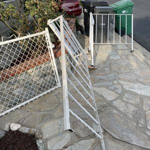 Scrap Metal Wrought Iron Fencing for Sale in Mount Baldy, CA